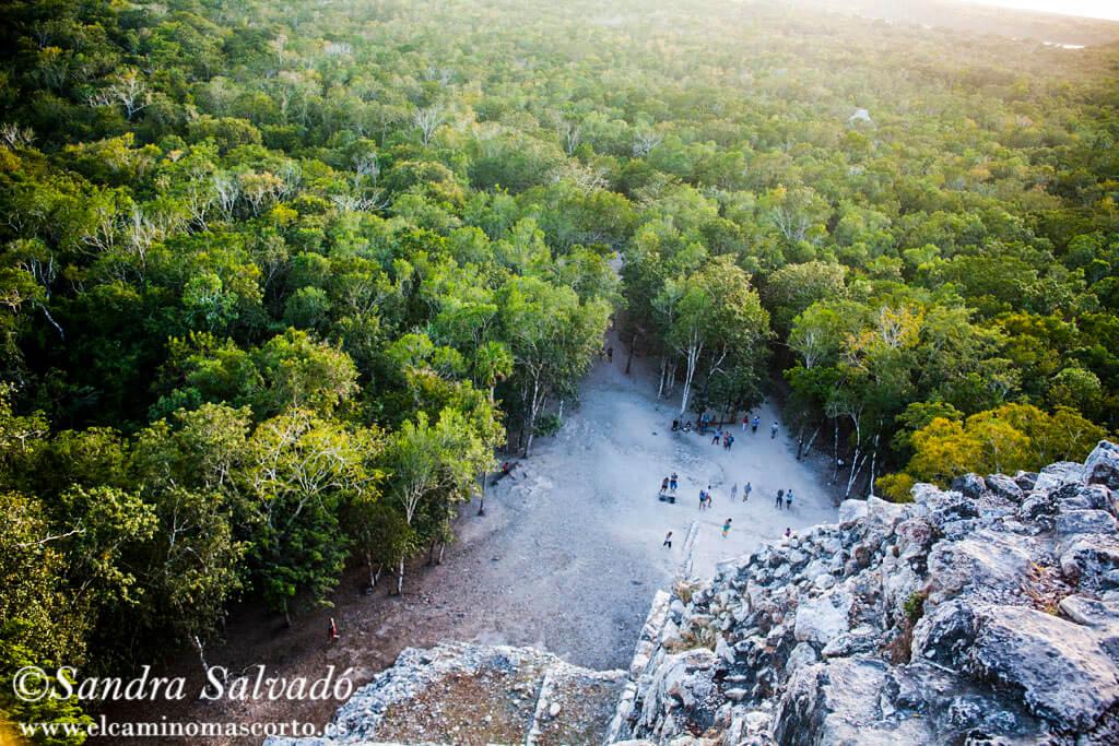 Nohoch Mul, Coba, Quintana Roo