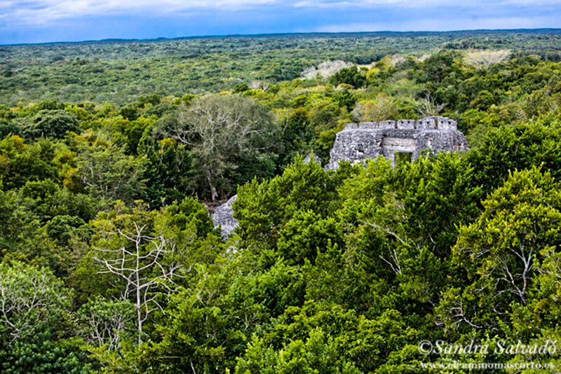 5 archeological zones of Campeche that you should not miss