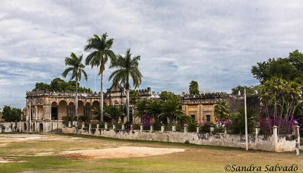 Yucatan Hacienda