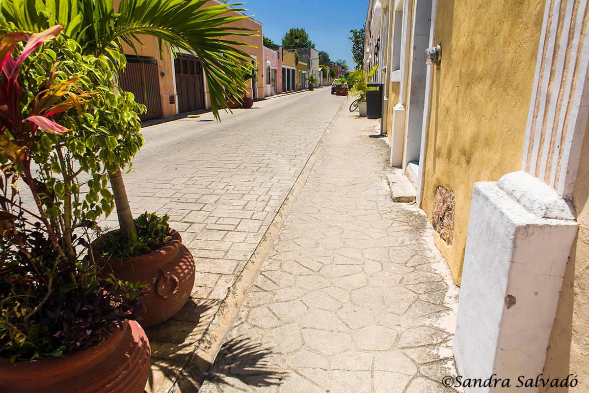 Calzada de los Frailes, Valladolid, Yucatán