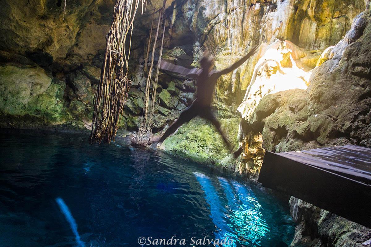 Cenotes-Cuzama
