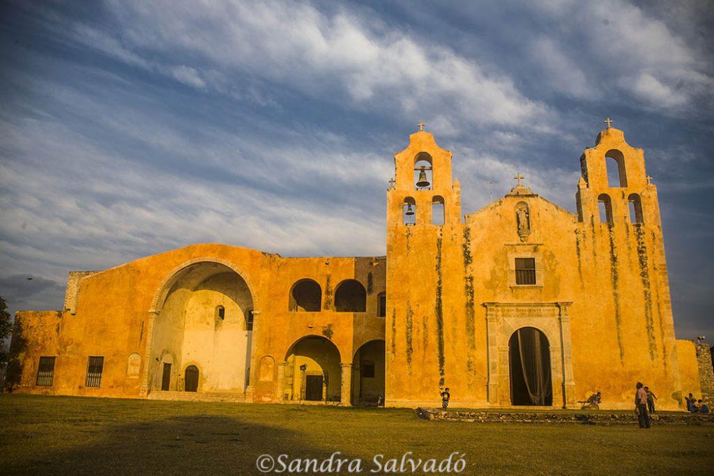Maní, Ruta de los Conventos, Yucatán