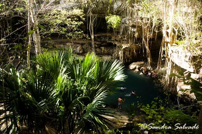 cenote X-Batún, Yucatan Peninsula, México