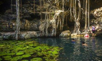 Cenote X-Batún, San Antonio de Mulix