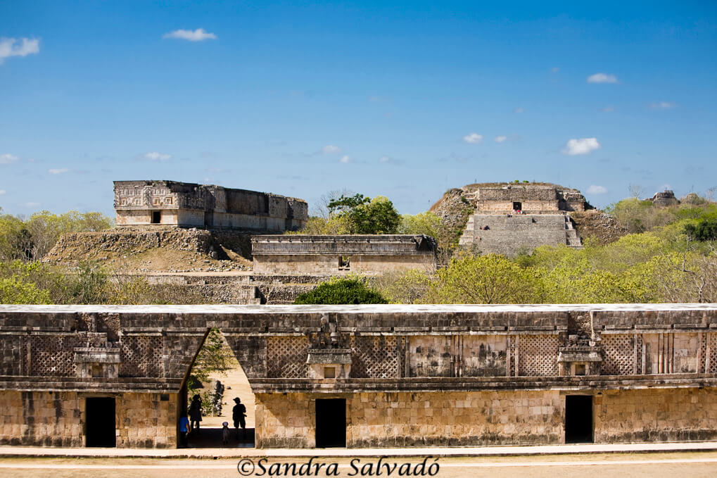 Uxmal Archaeological Site, Yucatan, Mexico.