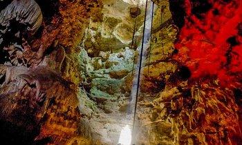 Las grutas Xtacumbilxunaan