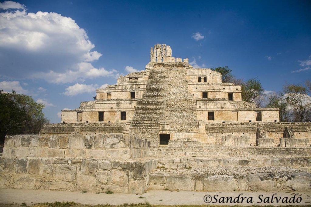 ruinas edzna