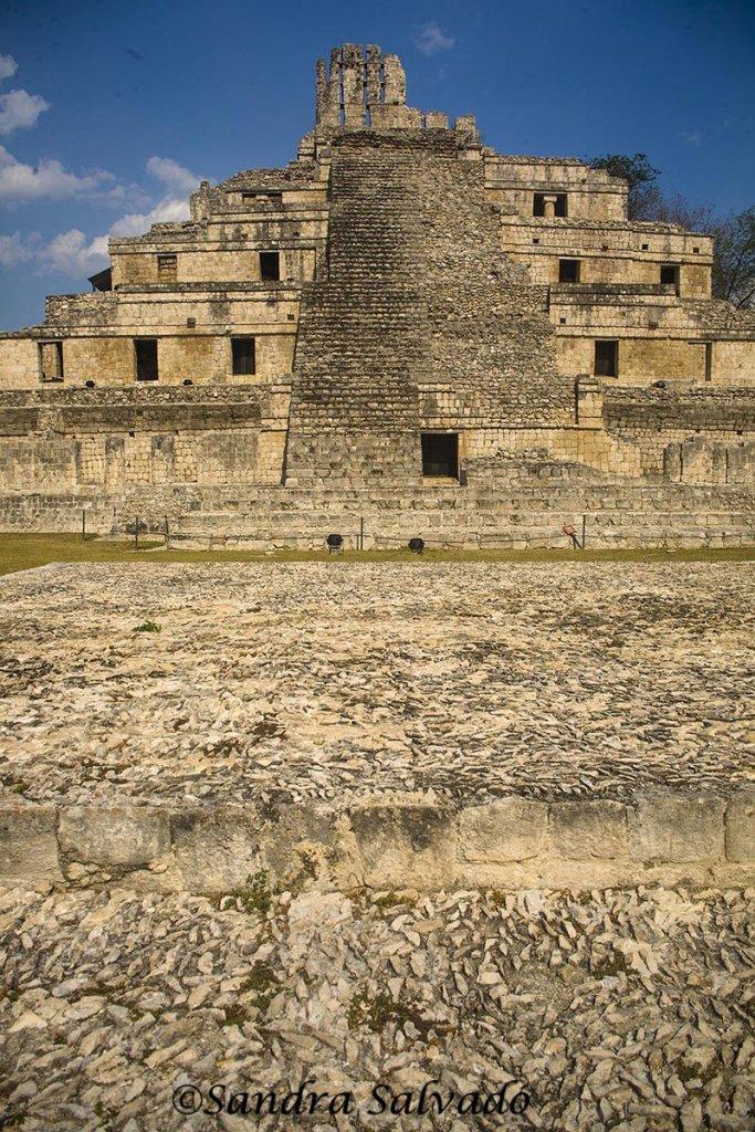 zona arqueologica edzna