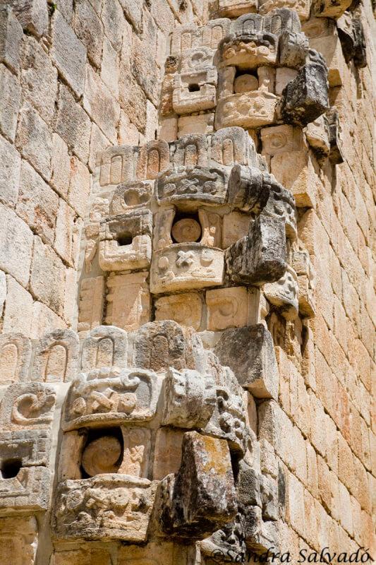 Uxmal Archaeological Site, Yucatan, Mexico.