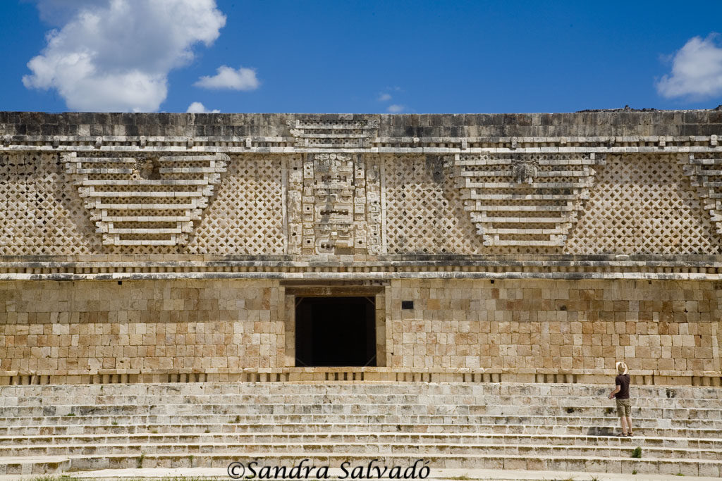 Nuns Quadrangle Uxmal