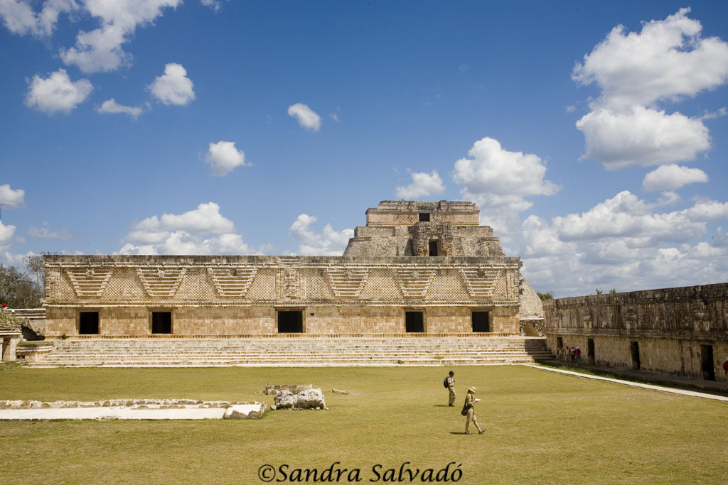 Nuns Uxmal Quadrangle
