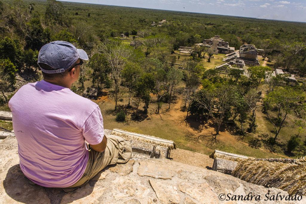 Zona arqueologica Ek Balam, Yucatán