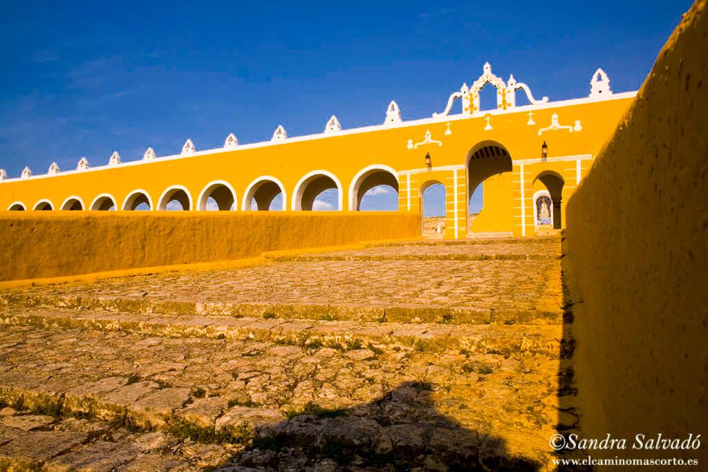 Convento de San Antonio de Padua, Izamal, Yucatan