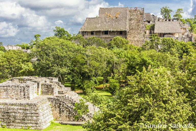 Tour ek balam valladolid, Yucatán México,.