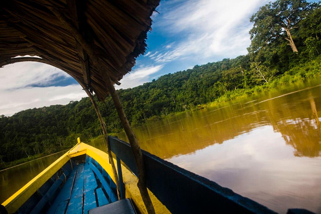 Río Usumacinta. Frontera México y Guatemal.