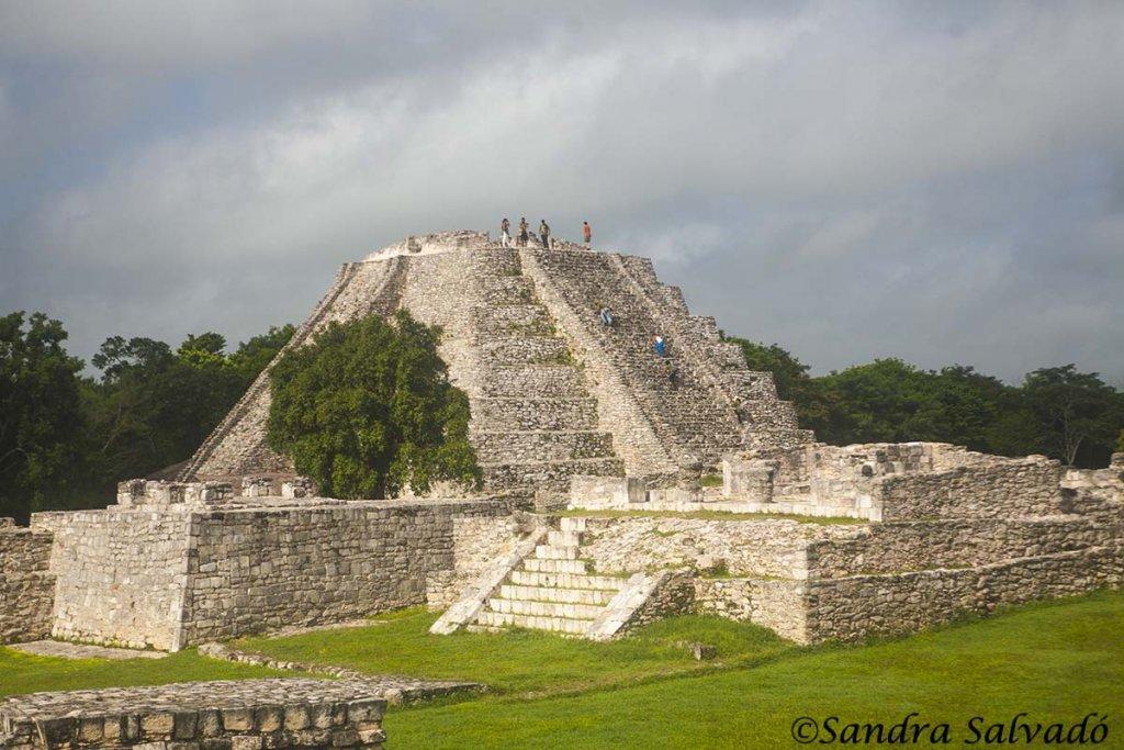 ruinas mayapan