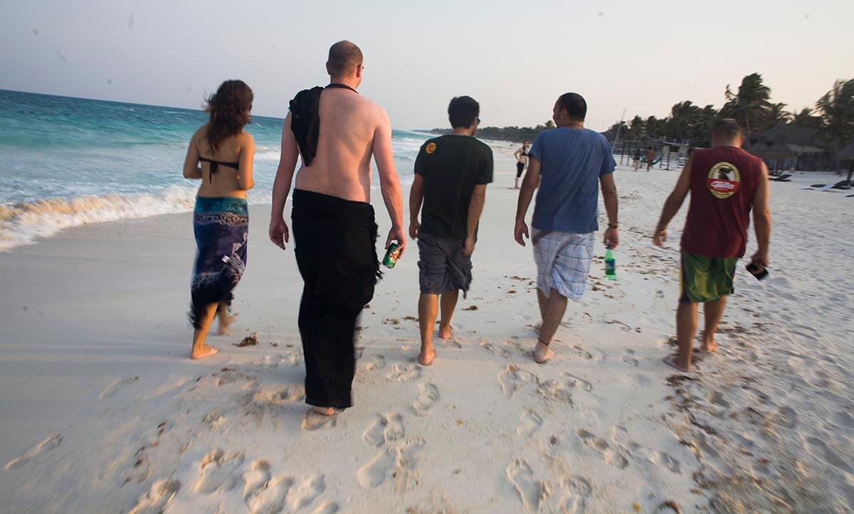 Playas de Tulum, Riviera Maya