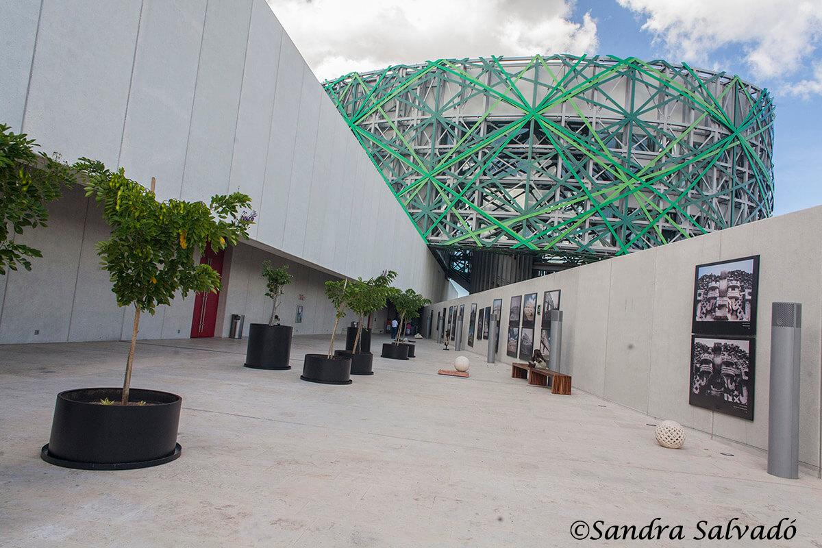 Gran Museo Mundo Maya, Mérida, Yucatán