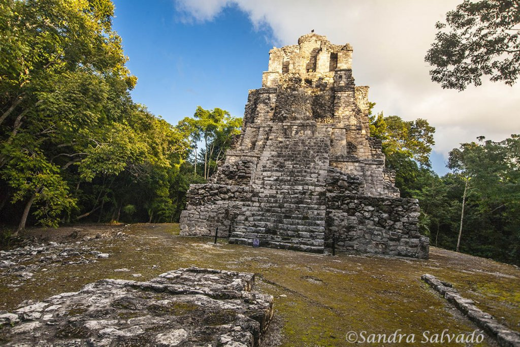 archaeological sites of Quintana Roo