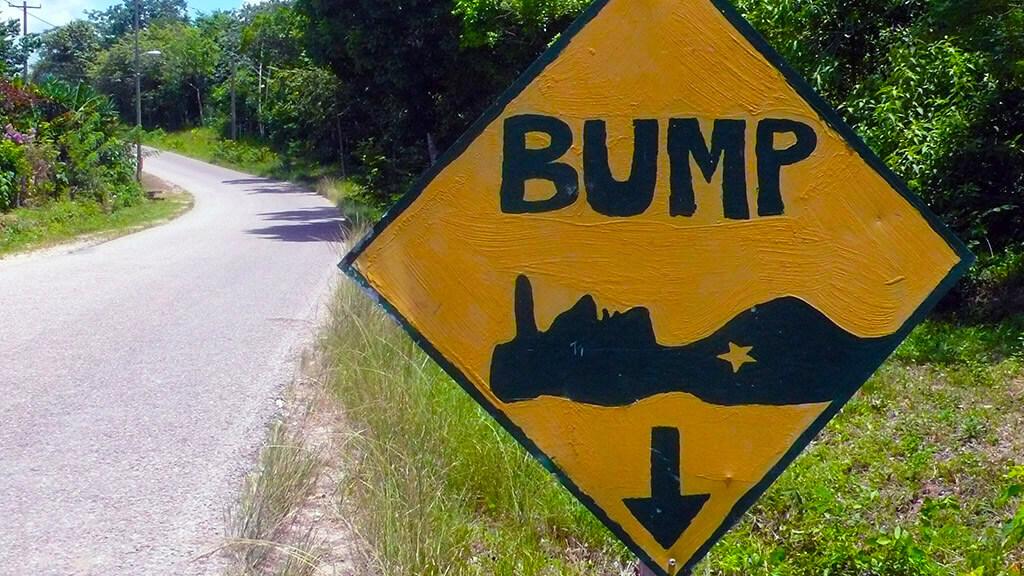 road stop