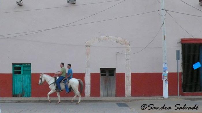 Paeando por Santa Elena