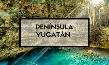 5 cosas extraordinarias del Planeta que sólo puedes ver en la Península de Yucatán 😲
