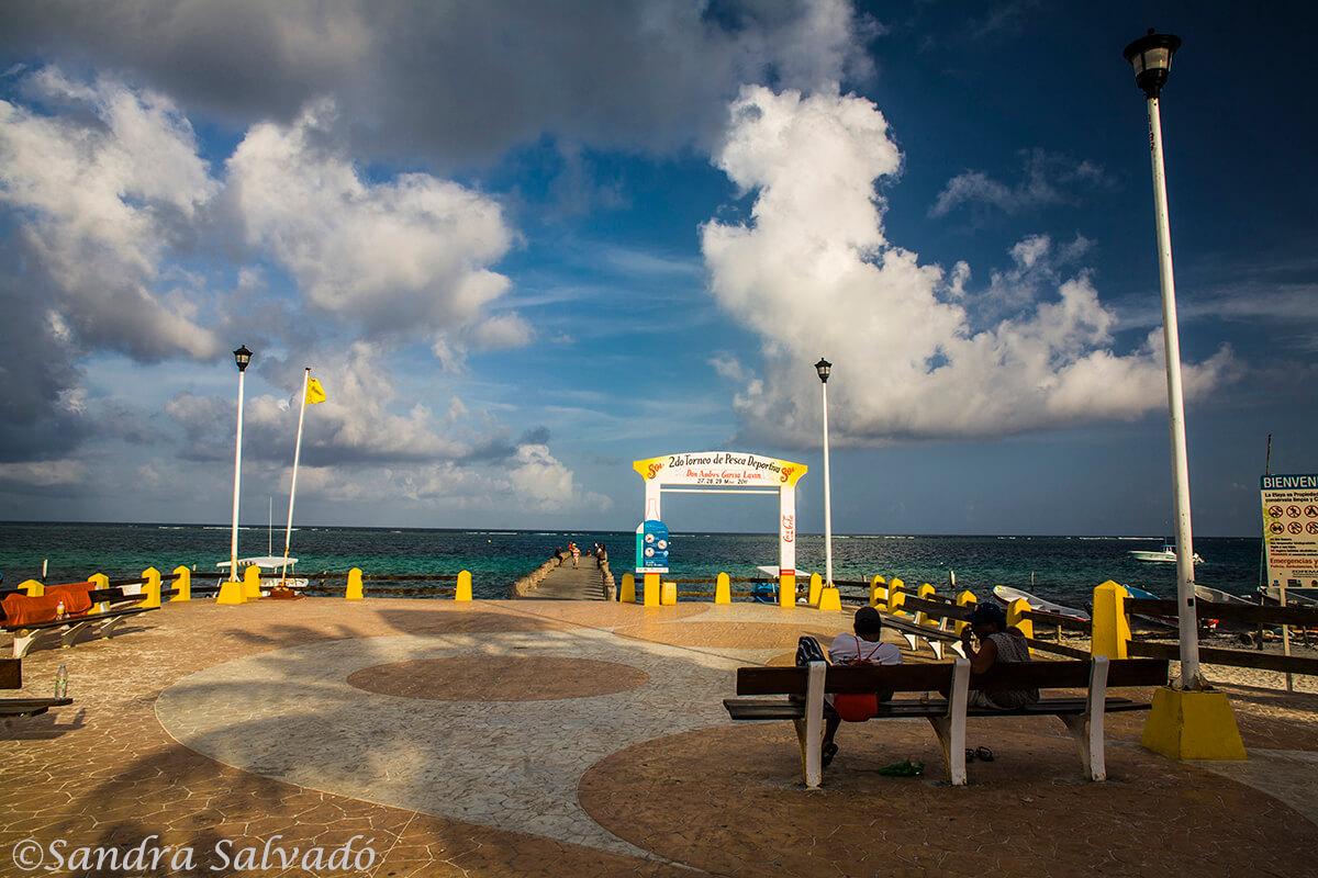 Puerto Morelos, Riviera Maya, Quintana Roo, Mexico.