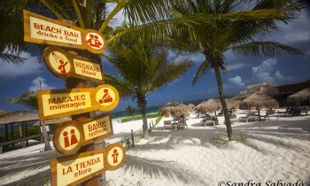 Where to sleep in Puerto Morelos