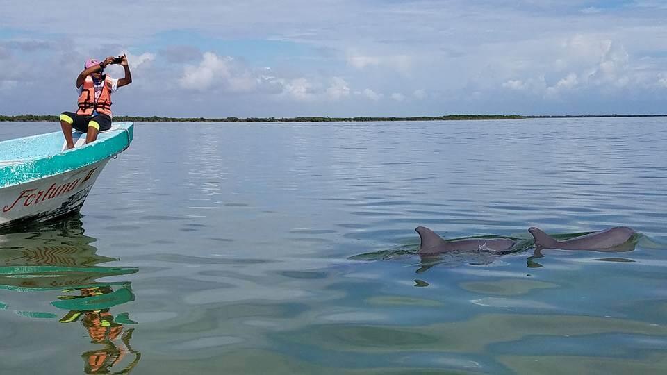Punta Allen tour, Quintana Roo, México