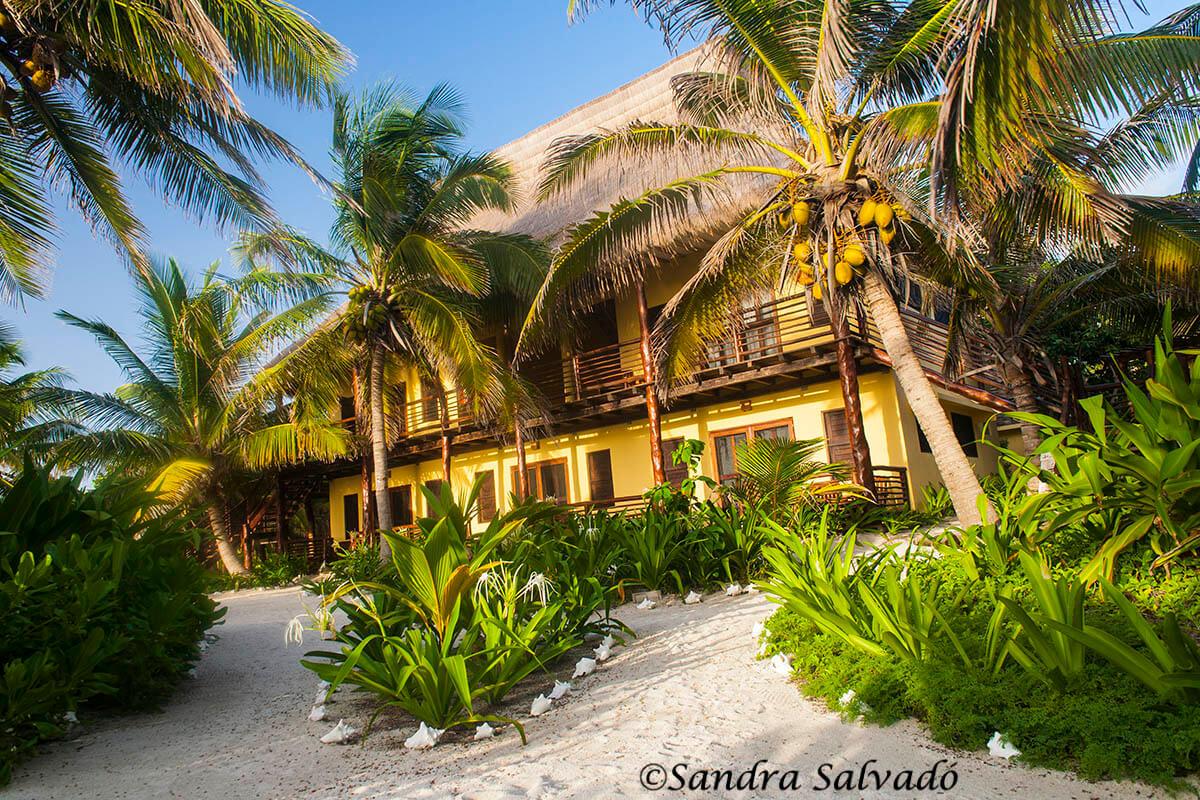 Hotel Sol caribe sian ka'an biosphere reserve