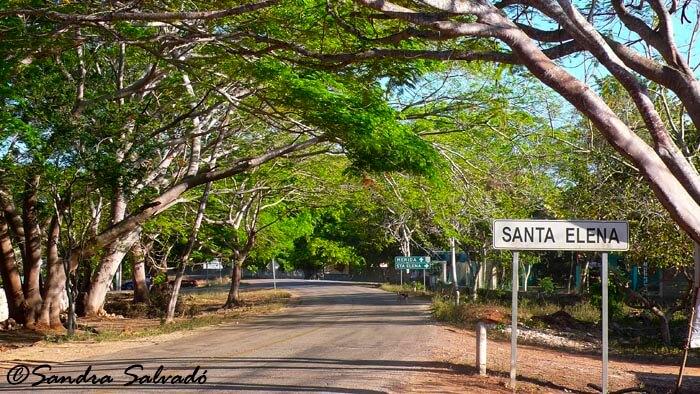 Santa Elena, la calma yucateca