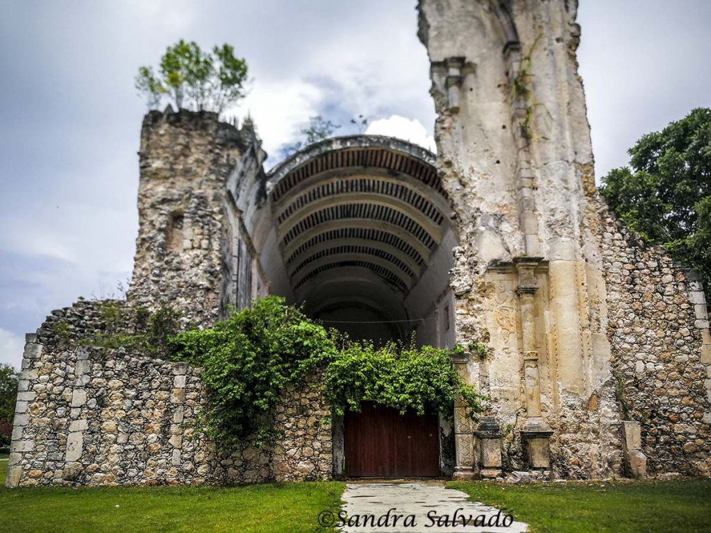 church_Tihosuco_Quintana Roo