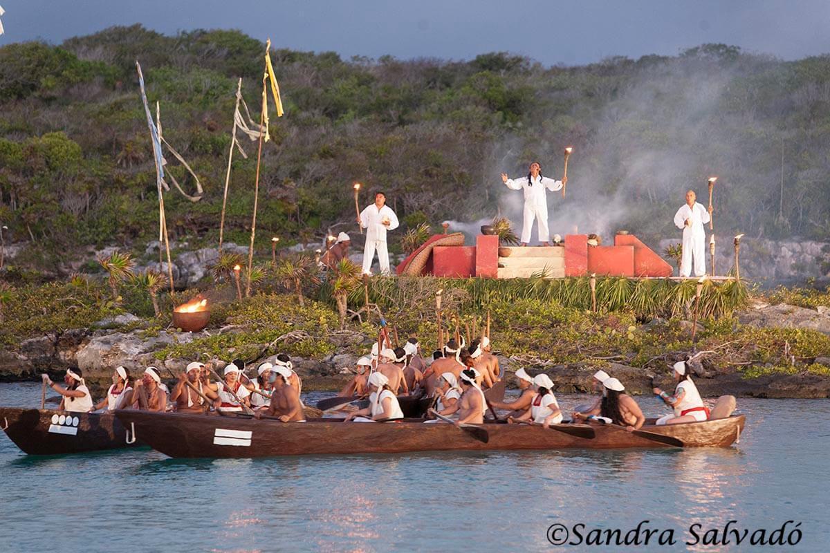 Sacred Mayan Riviera Maya Crossing