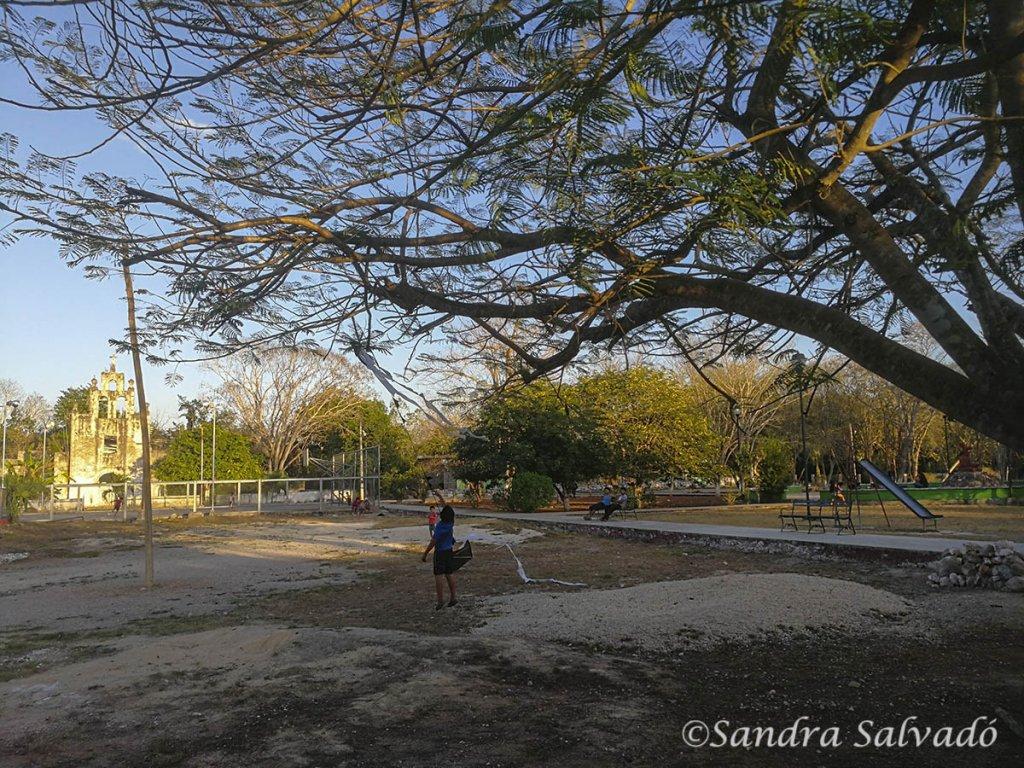 Yaxunah, Yucatan