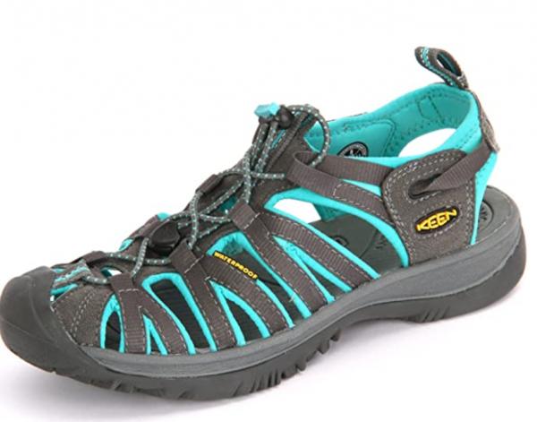 Zapato todoterreno de viaje