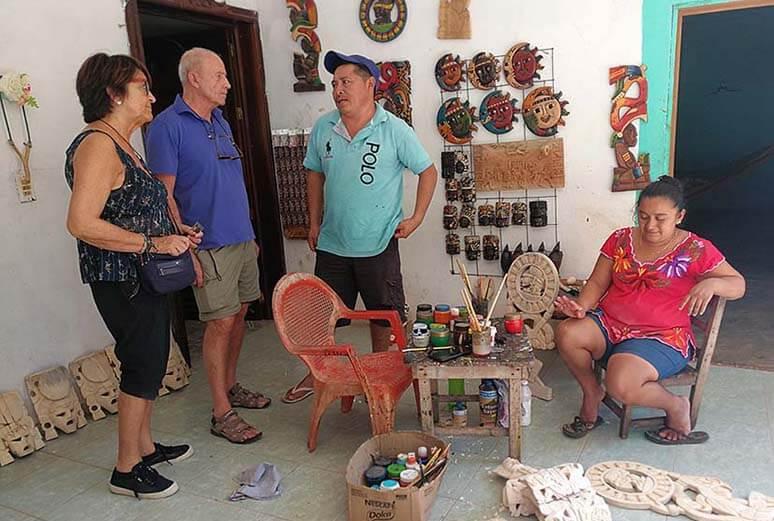 artesanos mayas viajes a medida