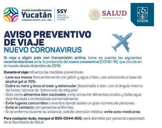 México turismo covid-19. Sanas prácticas de turismo en México para la nueva normalidad. 3