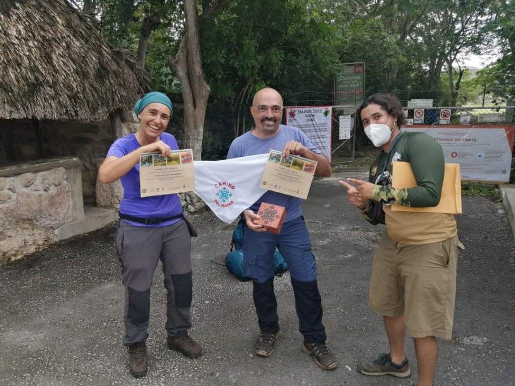 Cómo recorrer el Camino del Mayab en Yucatán, 1er sendero de largo recorrido para senderistas y ciclistas 13