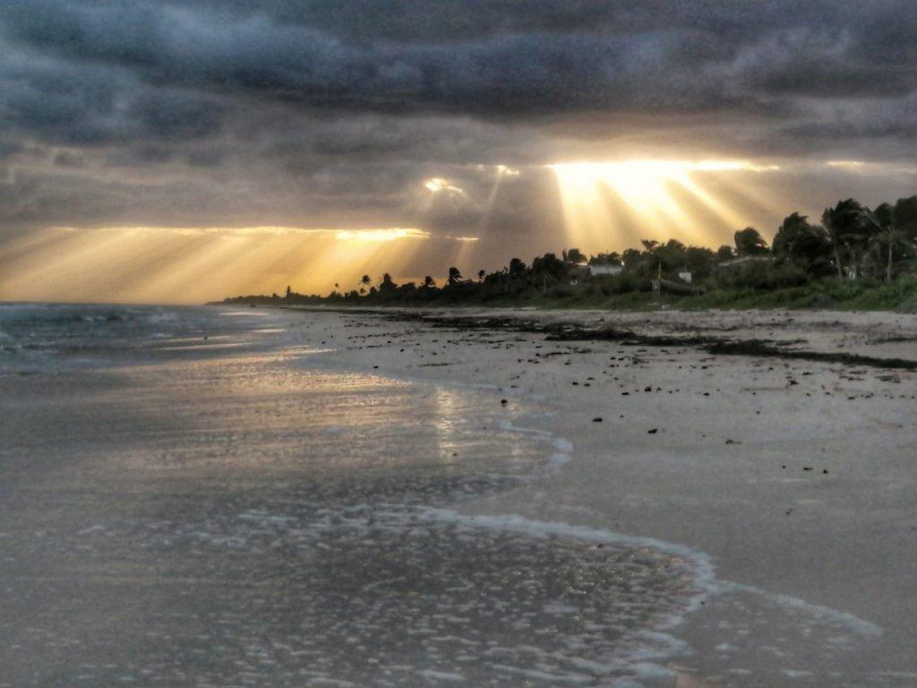 playa el cuyo