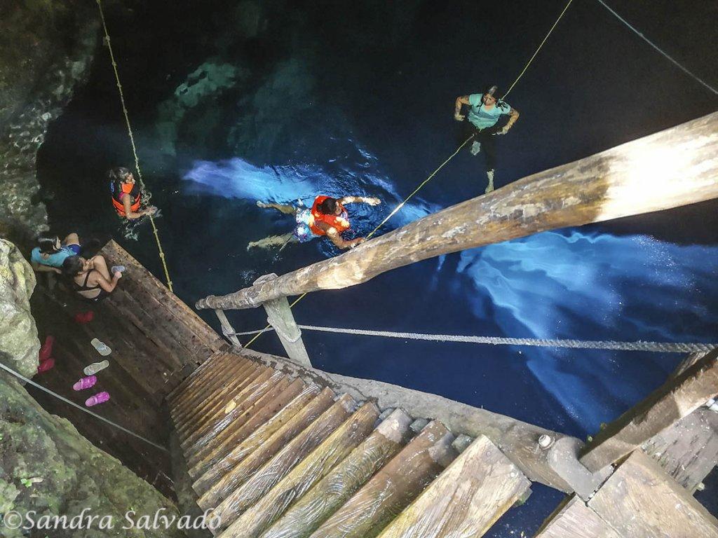 Cenote_Acancun_Azul_Yucatan