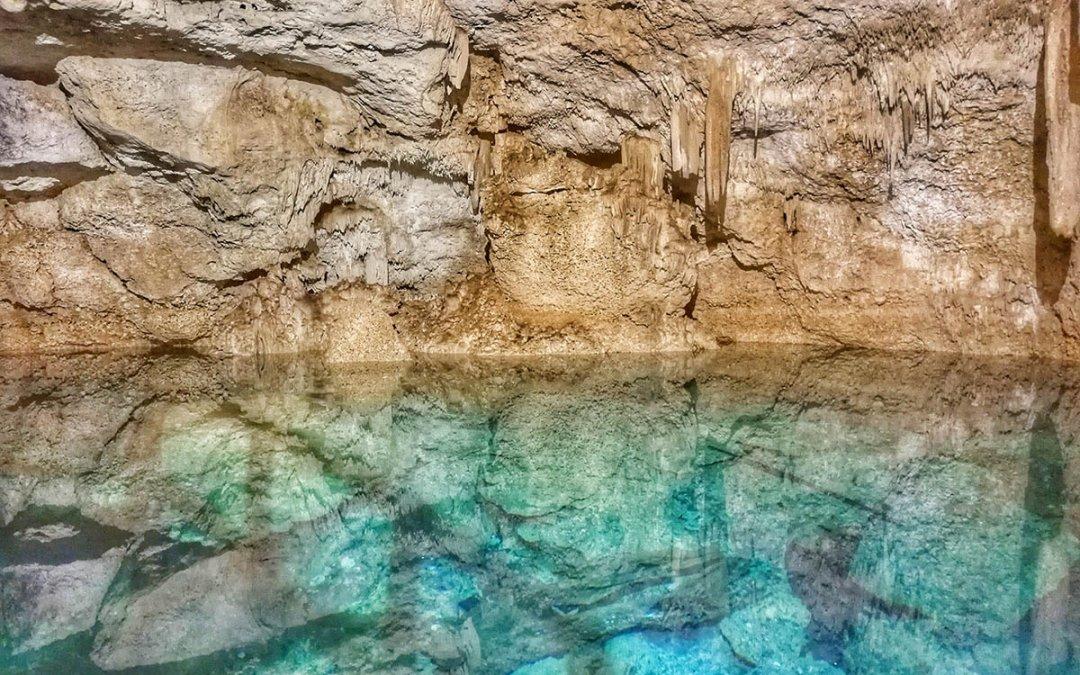 Mul'ichi Ts'on'ot y Xamán, cenotes San Juan de Dios