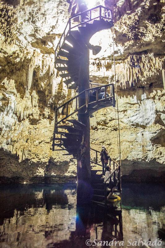Cenote Mul'ichi Ts'on'ot, San Juan de Dios, Quintana Roo.