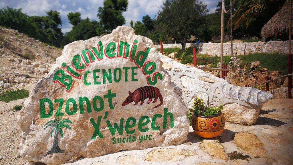 cenote X'weech