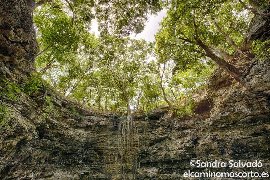 cenote chichikan