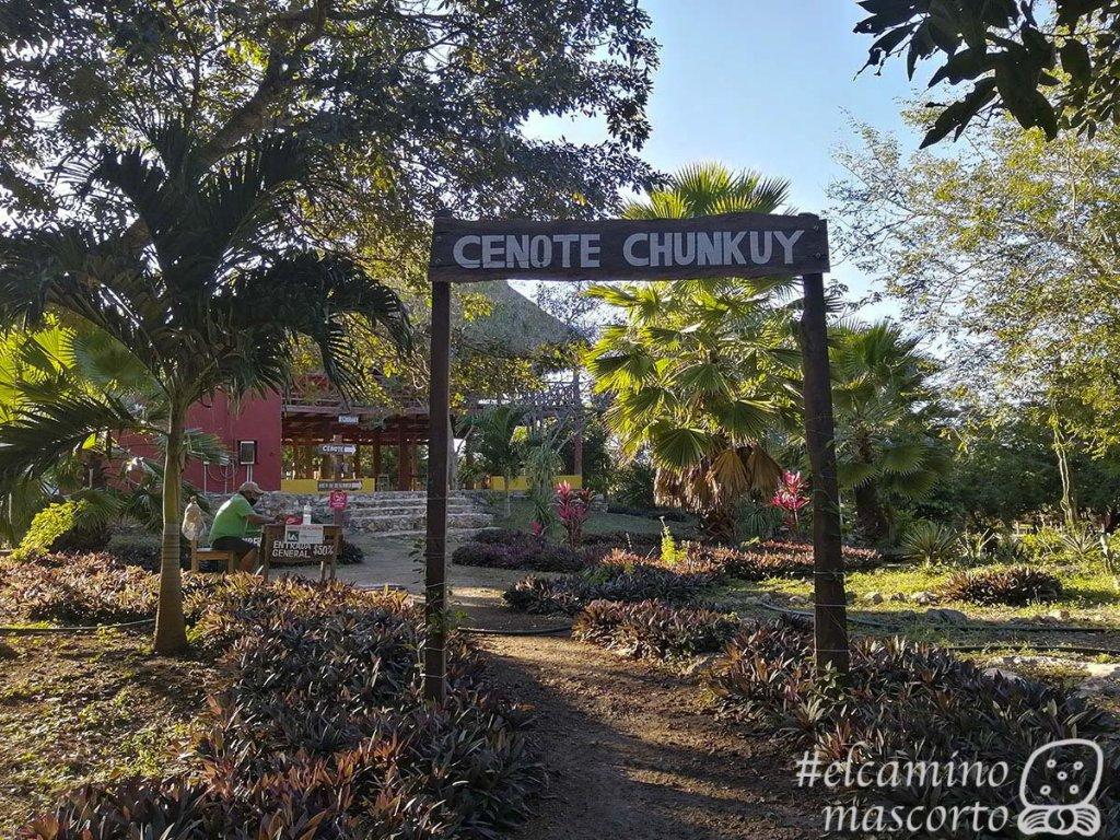 Impresionante cenote Chunkuy, suma y sigue Cuzamá 1
