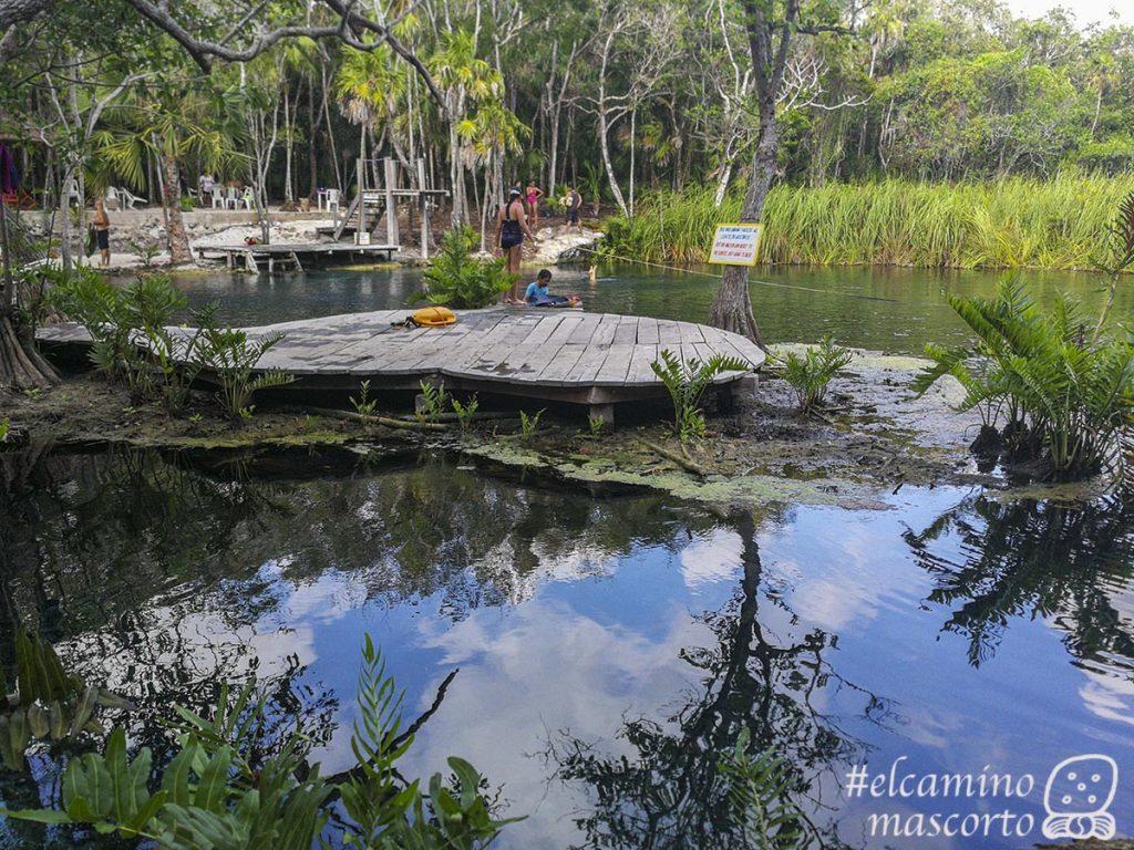 precio cenote corazon paraiso