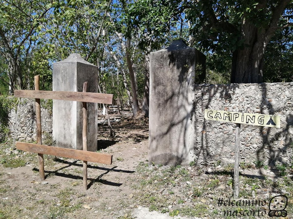 Cenote Hacienda Kampepen