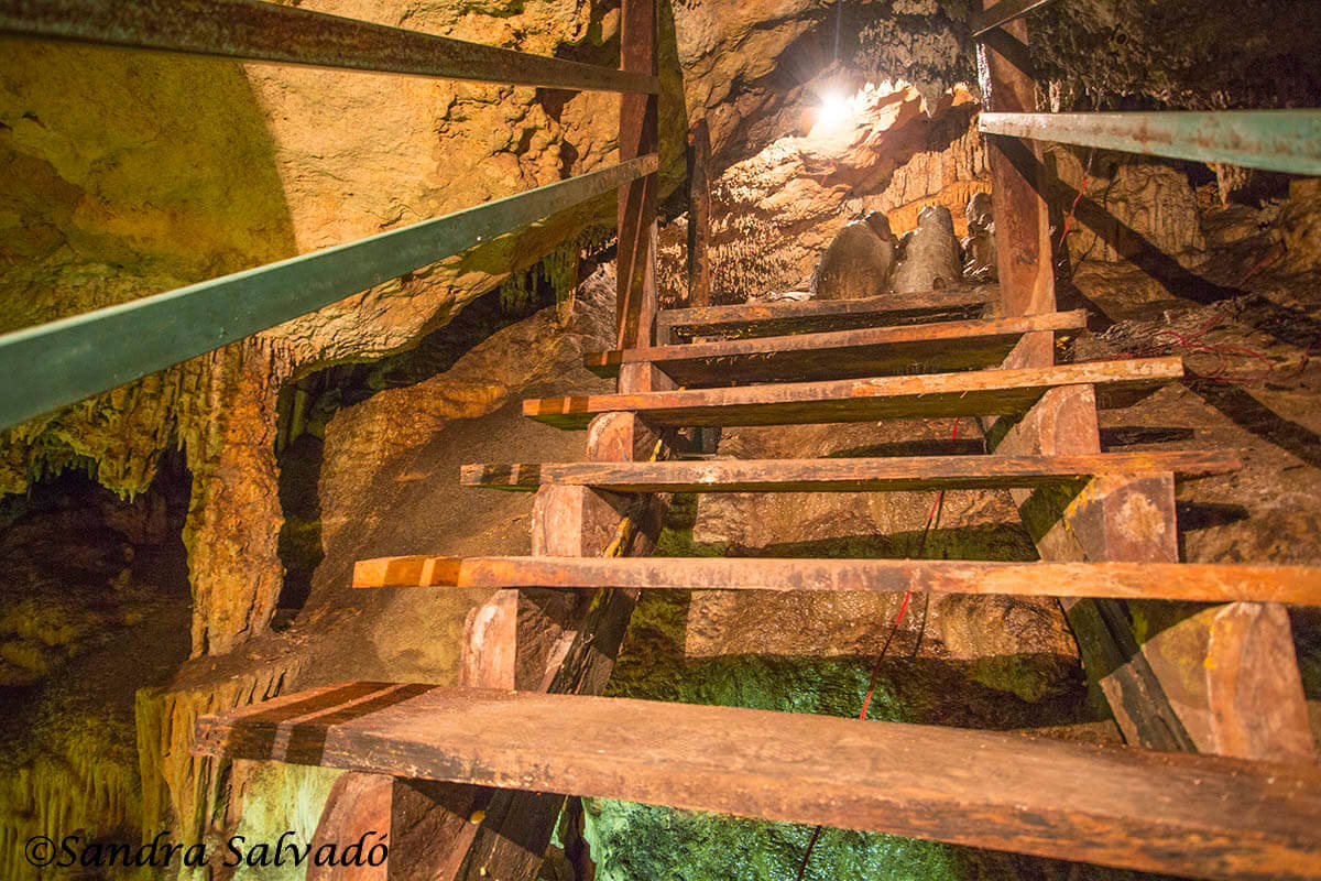 cenote and grottos of sac-ha