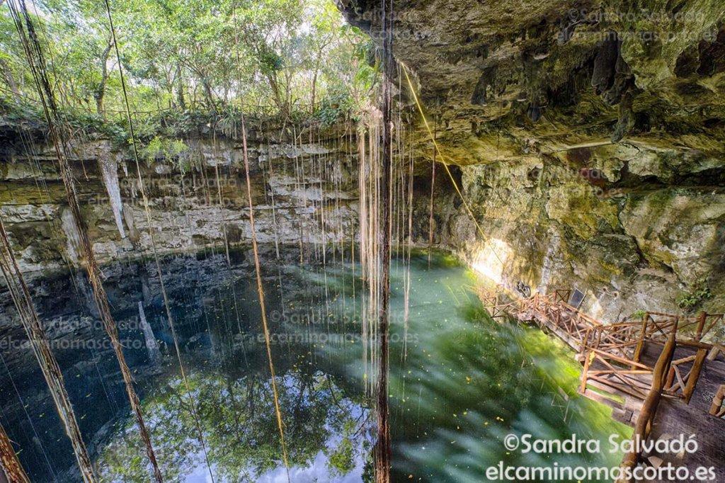 Cenote Secreto Maya, Yucatan