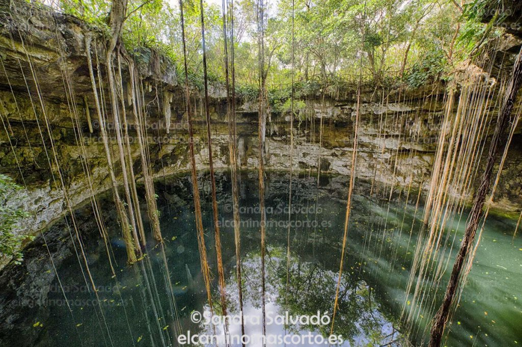 Cenote Secreto Maya, Yucatan, cenotes valladolid
